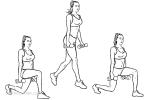 Alternating Split Squat Jumps