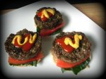 Lightened Up Beef Sliders