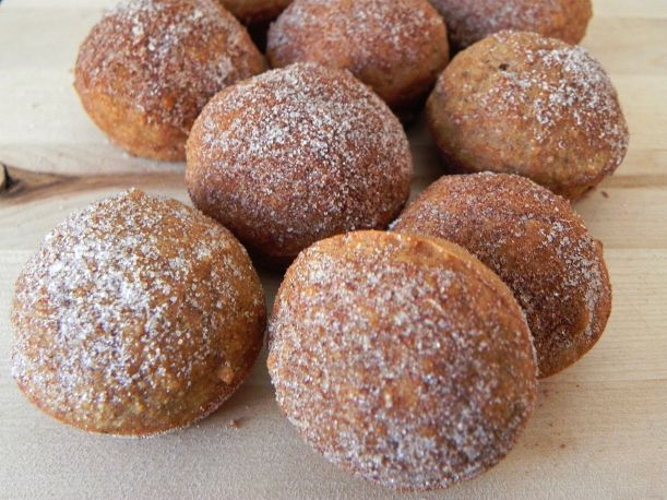 Churro Donut Holes