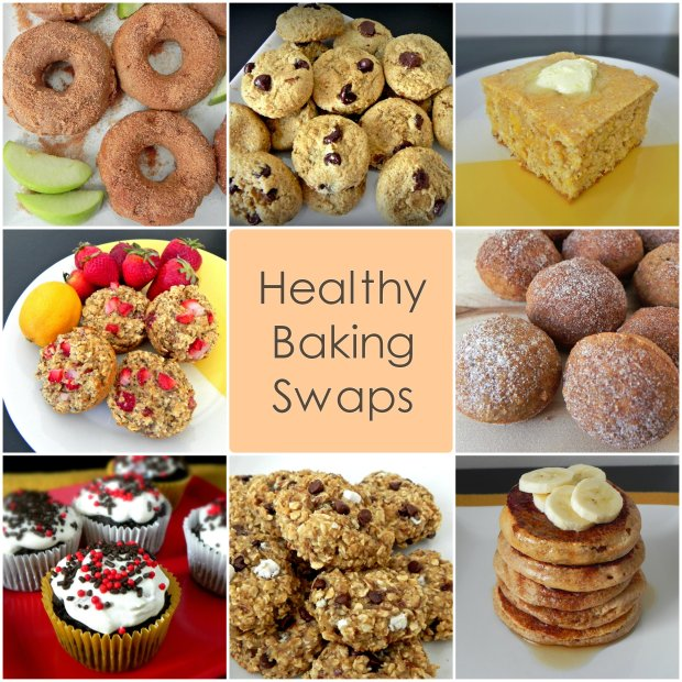 Healthy Baking Swaps cover photo