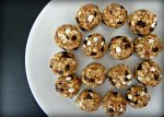No Bake Peanut Butter S'mores Energy Bites