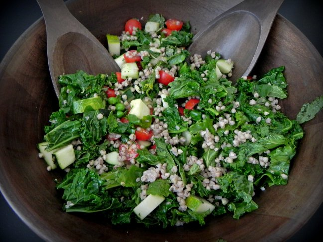 Summer Buckwheat Salad