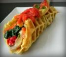 Eggy Wafflerito