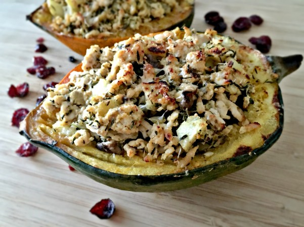 Maple Turkey Acorn Squash 2