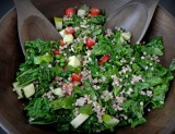 Summer Buckwheat Salad