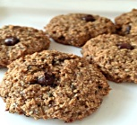 Peanut Butter Chocolate Chip Superseed Cookies