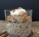 Vanilla Chai Proatmeal Porridge
