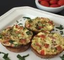 Italian Quinoa Egg Muffins